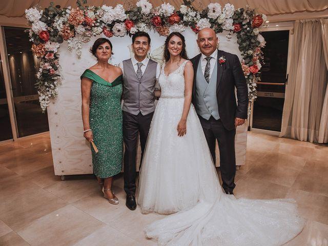 La boda de Angello y Alba en Torre Del Mar, Málaga 237