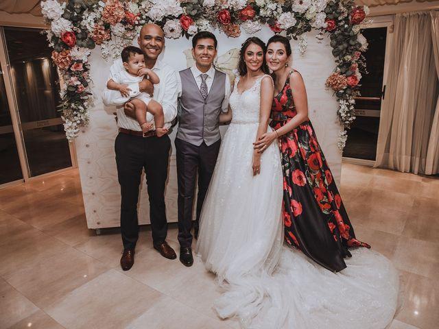 La boda de Angello y Alba en Torre Del Mar, Málaga 238