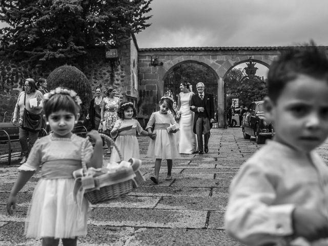 La boda de Carlos y Elena en Ávila, Ávila 14
