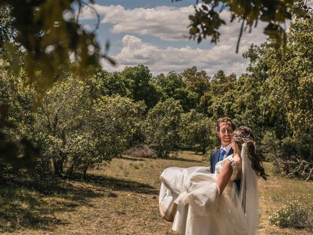 La boda de Carlos y Elena en Ávila, Ávila 23