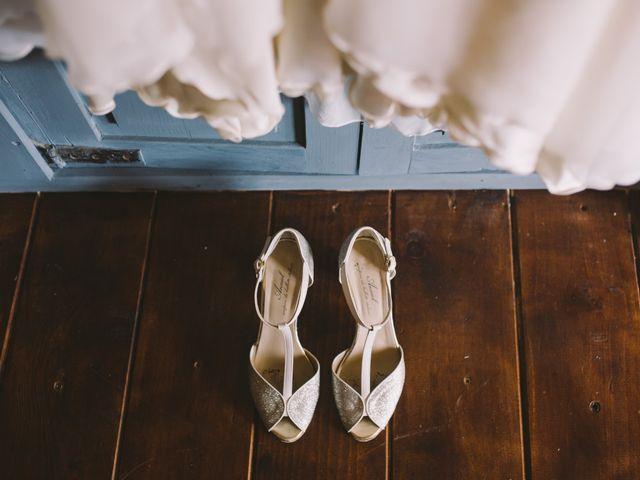 La boda de Laura y Laurent en Pals, Girona 3