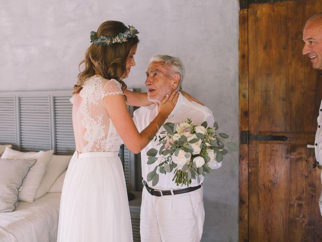La boda de Laura y Laurent en Pals, Girona 5