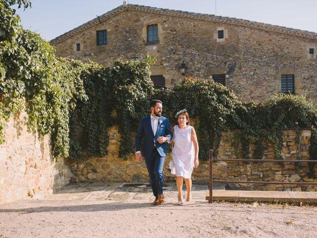 La boda de Laura y Laurent en Pals, Girona 9
