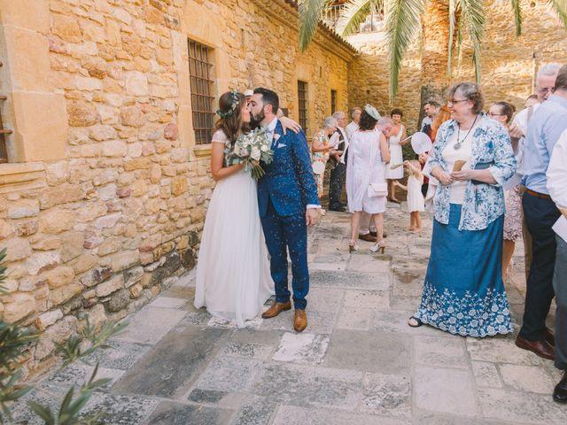 La boda de Laura y Laurent en Pals, Girona 11