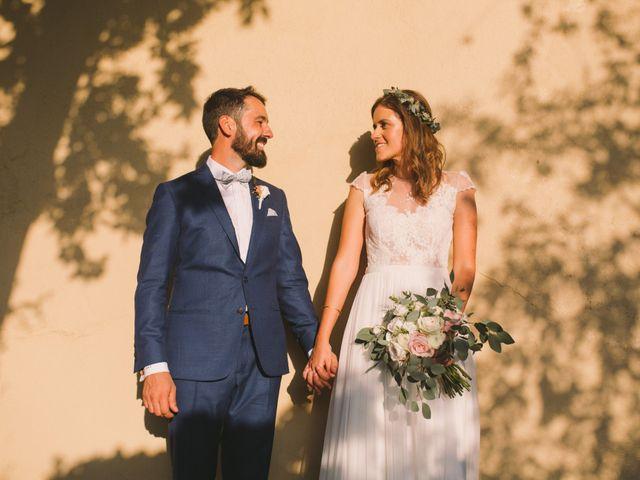 La boda de Laura y Laurent en Pals, Girona 12