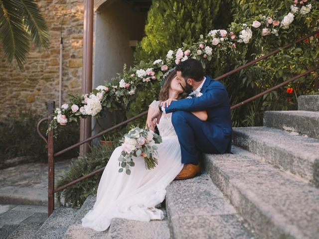 La boda de Laura y Laurent en Pals, Girona 14