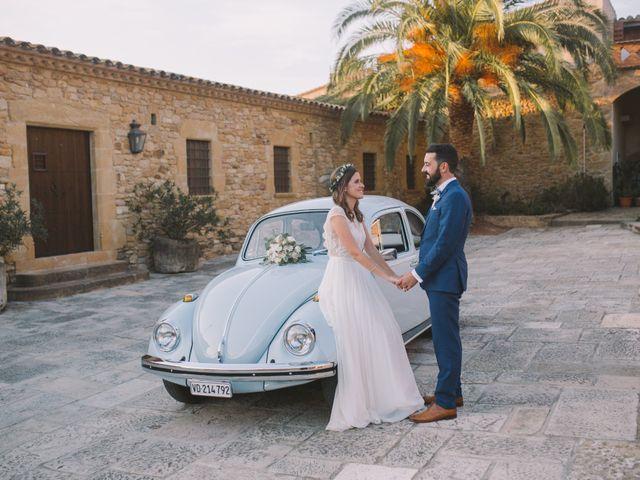 La boda de Laura y Laurent en Pals, Girona 15