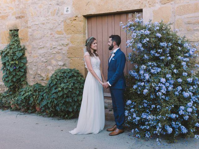 La boda de Laura y Laurent en Pals, Girona 16