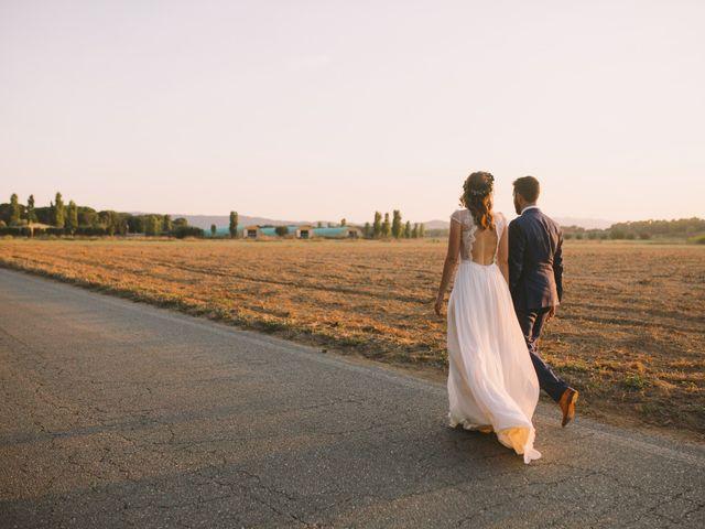 La boda de Laura y Laurent en Pals, Girona 17