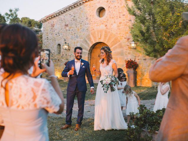 La boda de Laura y Laurent en Pals, Girona 18