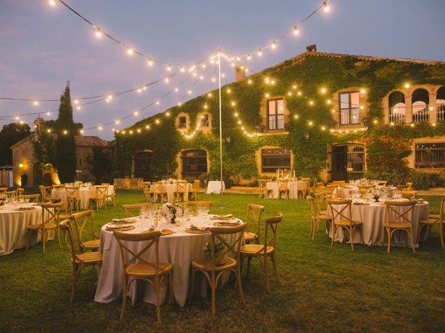 La boda de Laura y Laurent en Pals, Girona 20