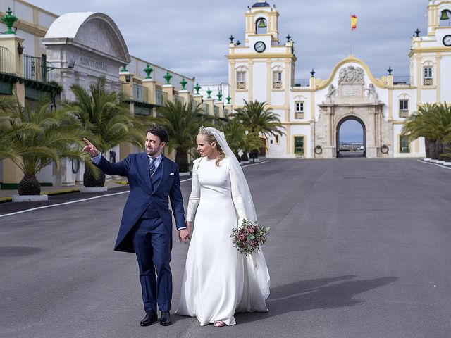 La boda de Miguel y Mª Amparo en Jerez De La Frontera, Cádiz 20