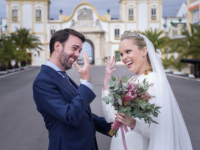 La boda de Miguel y Mª Amparo en Jerez De La Frontera, Cádiz 21