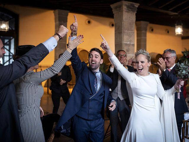 La boda de Miguel y Mª Amparo en Jerez De La Frontera, Cádiz 30