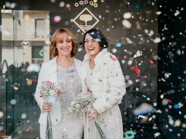 La boda de Miriam y Vero