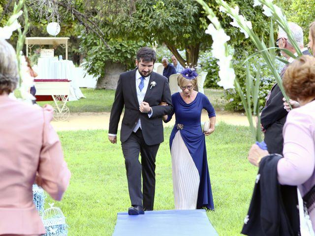 La boda de Rosalia y Ernesto en Tomares, Sevilla 10