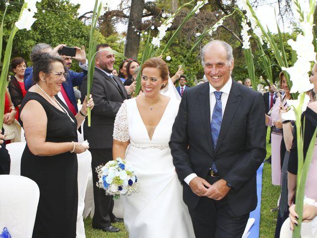 La boda de Rosalia y Ernesto en Tomares, Sevilla 13