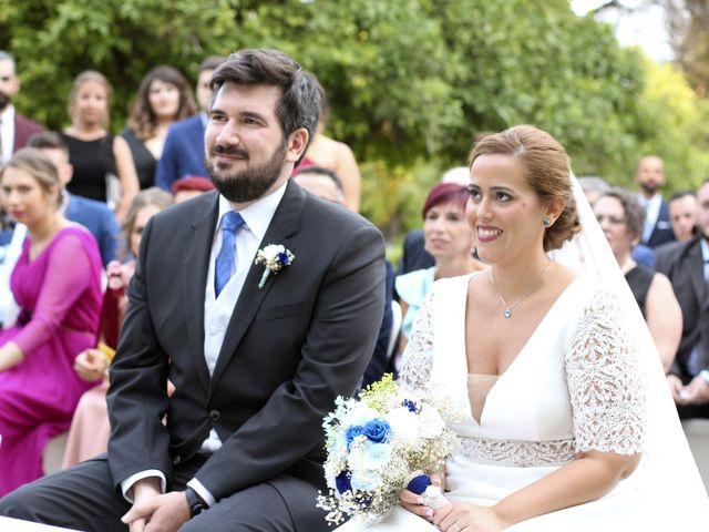 La boda de Rosalia y Ernesto en Tomares, Sevilla 19
