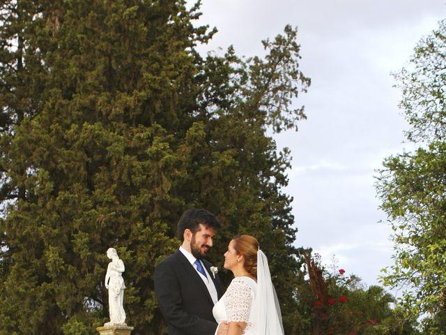 La boda de Rosalia y Ernesto en Tomares, Sevilla 23