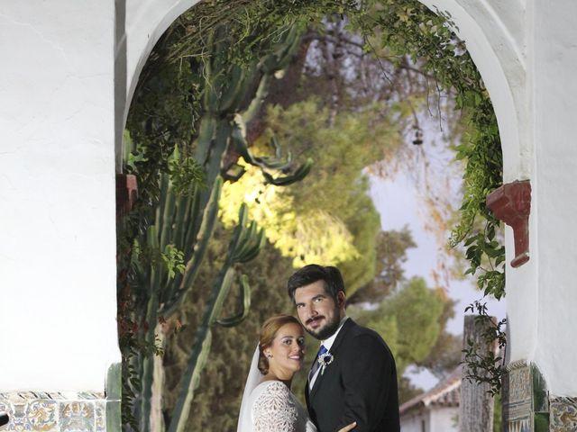 La boda de Rosalia y Ernesto en Tomares, Sevilla 27
