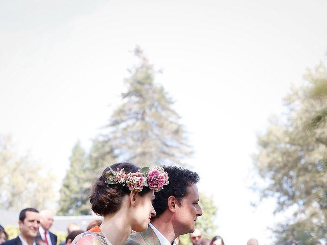 La boda de Josema y Maria en Rascafria, Madrid 8