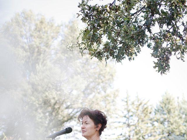 La boda de Josema y Maria en Rascafria, Madrid 12
