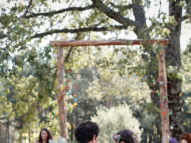 La boda de Josema y Maria en Rascafria, Madrid 14