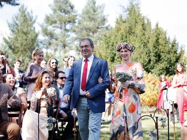 La boda de Josema y Maria en Rascafria, Madrid 18