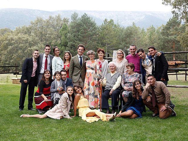 La boda de Josema y Maria en Rascafria, Madrid 19
