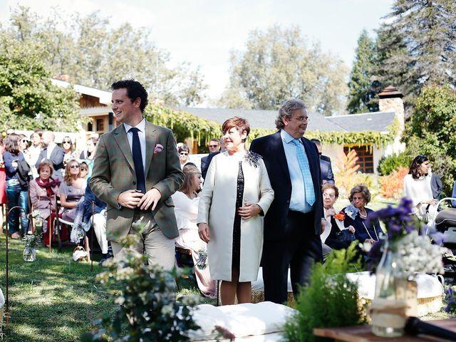 La boda de Josema y Maria en Rascafria, Madrid 21