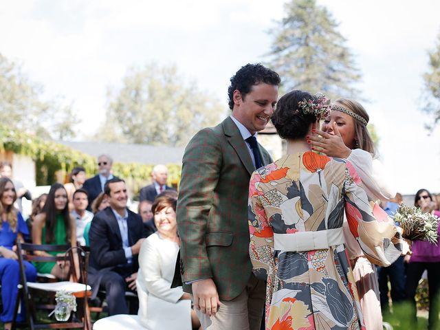 La boda de Josema y Maria en Rascafria, Madrid 22