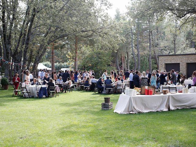 La boda de Josema y Maria en Rascafria, Madrid 23