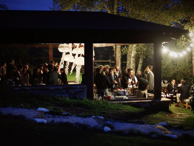 La boda de Josema y Maria en Rascafria, Madrid 27