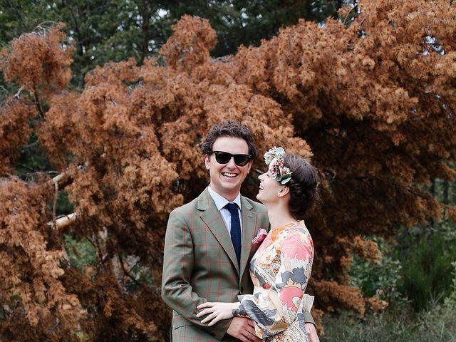 La boda de Josema y Maria en Rascafria, Madrid 34