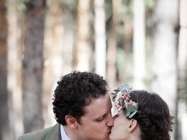 La boda de Josema y Maria en Rascafria, Madrid 39