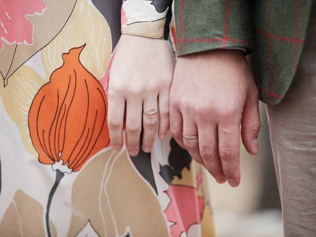La boda de Josema y Maria en Rascafria, Madrid 43