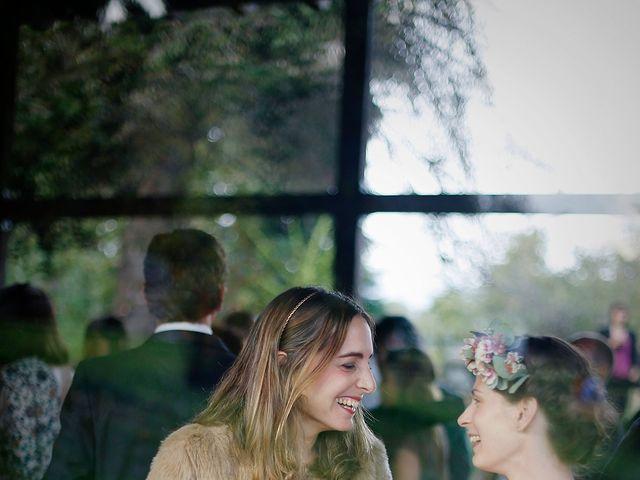 La boda de Josema y Maria en Rascafria, Madrid 61