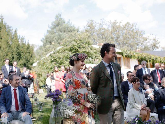 La boda de Josema y Maria en Rascafria, Madrid 65