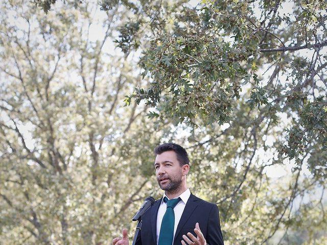 La boda de Josema y Maria en Rascafria, Madrid 69