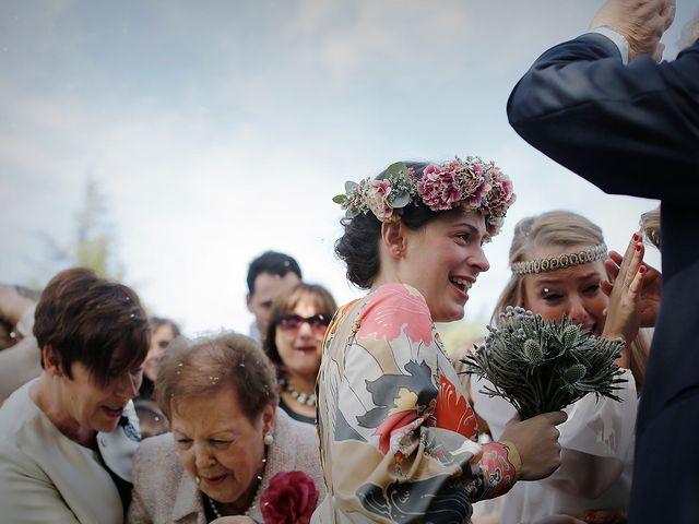 La boda de Josema y Maria en Rascafria, Madrid 73