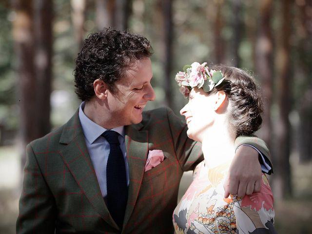La boda de Josema y Maria en Rascafria, Madrid 76