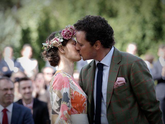 La boda de Josema y Maria en Rascafria, Madrid 80