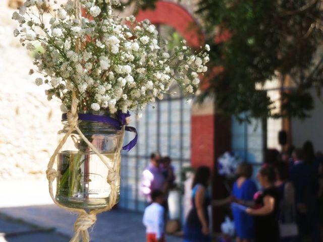 La boda de Fran y Cecilia en Seron, Almería 3