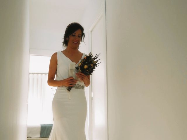 La boda de Fran y Cecilia en Seron, Almería 7