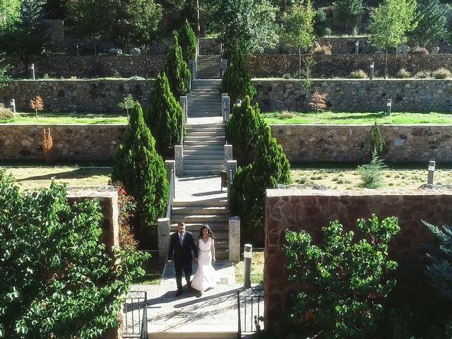 La boda de Fran y Cecilia en Seron, Almería 9