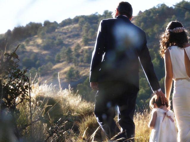 La boda de Fran y Cecilia en Seron, Almería 1