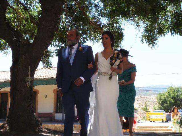 La boda de Fran y Cecilia en Seron, Almería 12