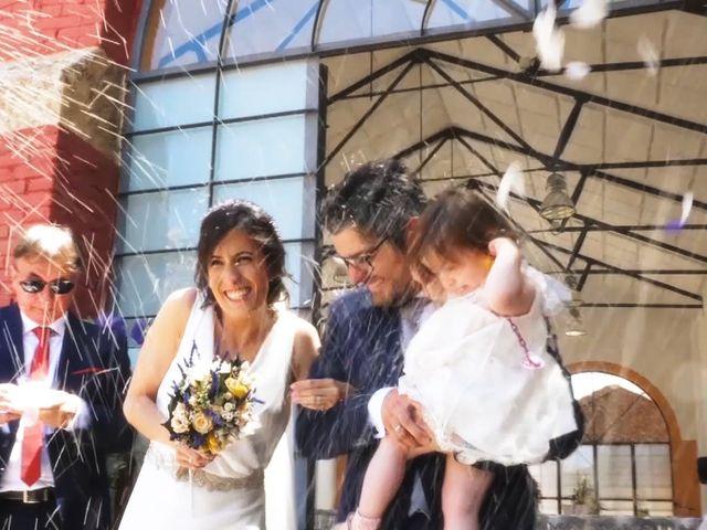 La boda de Fran y Cecilia en Seron, Almería 13