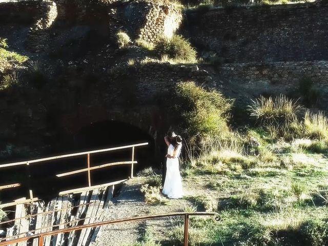 La boda de Fran y Cecilia en Seron, Almería 14