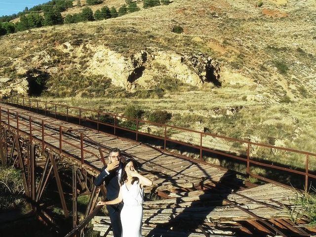 La boda de Fran y Cecilia en Seron, Almería 15